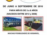 Campamentos de Verano 2016 Escuela Infantil Lua
